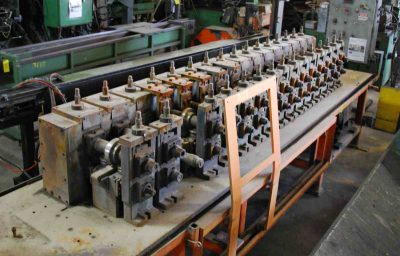 Used Ardcor Roll Former Stands