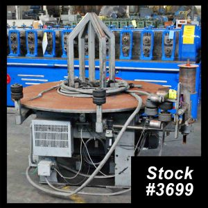 Pallet Type Uncoiler For Sale