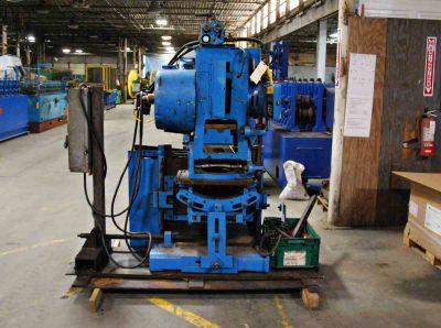 Tilting Cut-Off Press 18 Ton