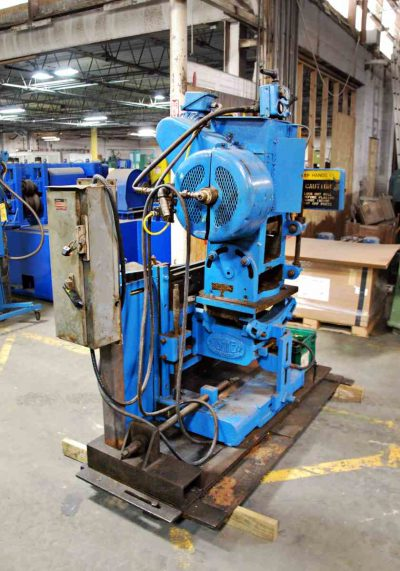 Tilting Cut-Off Press 3 HP Motor