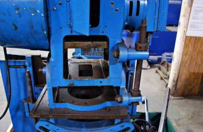 Tilting Cut-Off Press Die Opening