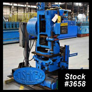 Tilting Cut-Off Press For Sale