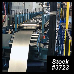 Samco Machinery Unistrut Rollforming Line