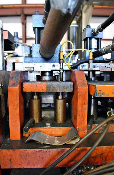 Bradbury Hydraulic Punching Unit
