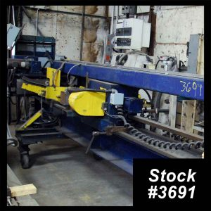 Loopco Dedimpler Machine