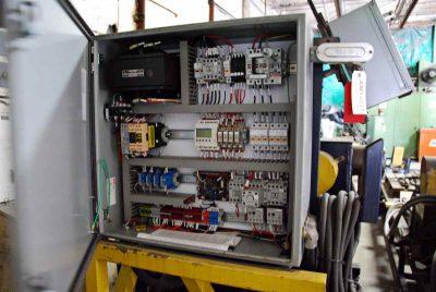 Loopco Dedimpler Machine Electrical