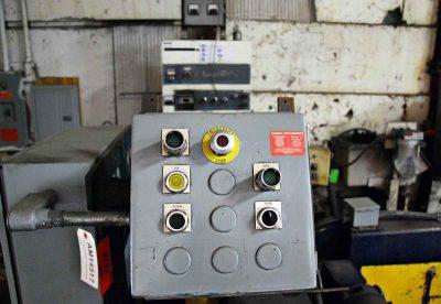Loopco Dedimpler Machine PLC Controls