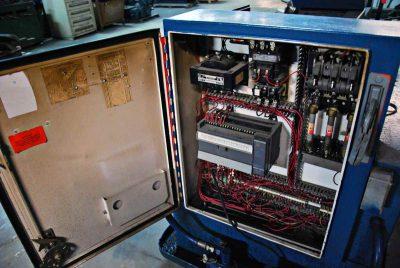 EAGLE #E End Former Electrical Panel