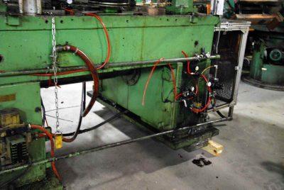 100 Ton ASC Press Backside