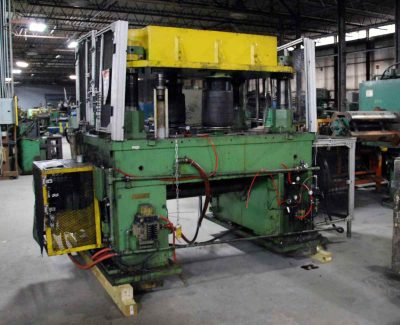 100 Ton ASC Press Cutoff