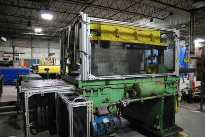 100 Ton ASC Press Motor