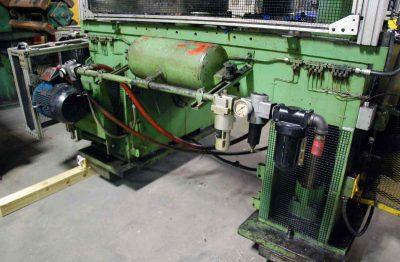100 Ton ASC Press lube system