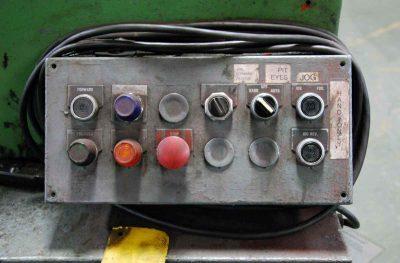 Coil Feeder Flattener Controls