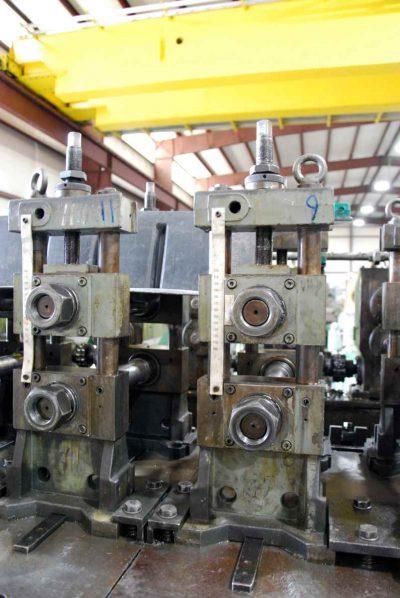 DREISTERN Rollformer 2inch spindles