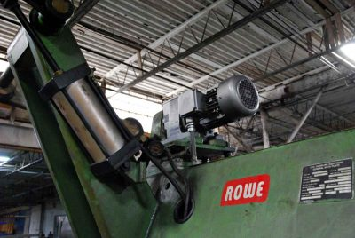Hydraulic Rowe 8018 Uncoiler
