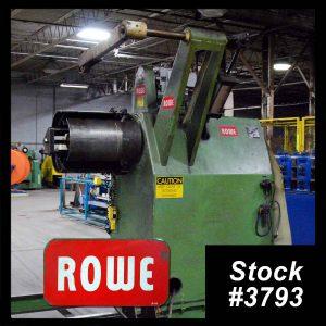 Rowe 8018 Uncoiler