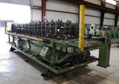 Used 16 Stand DREISTERN Rollformer