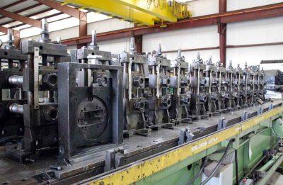 Used DREISTERN Rollformer