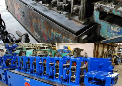 AEF Tube Mill Reconditioning