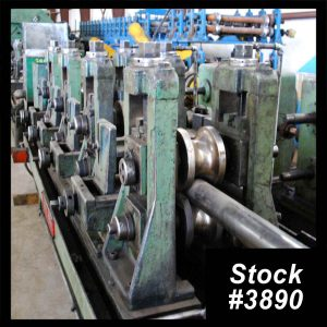 6 Inch Tube Mill